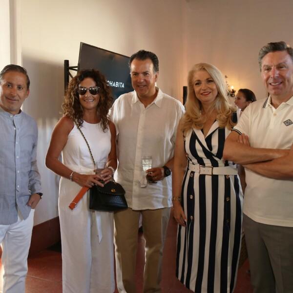 Moises Micha, Nancy Elvia, Karla Ocaña, Arturo Peña, Rafa Micha.jpg