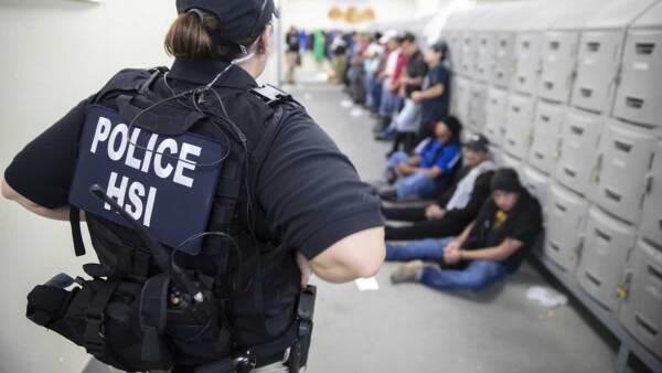 redadas migrantes