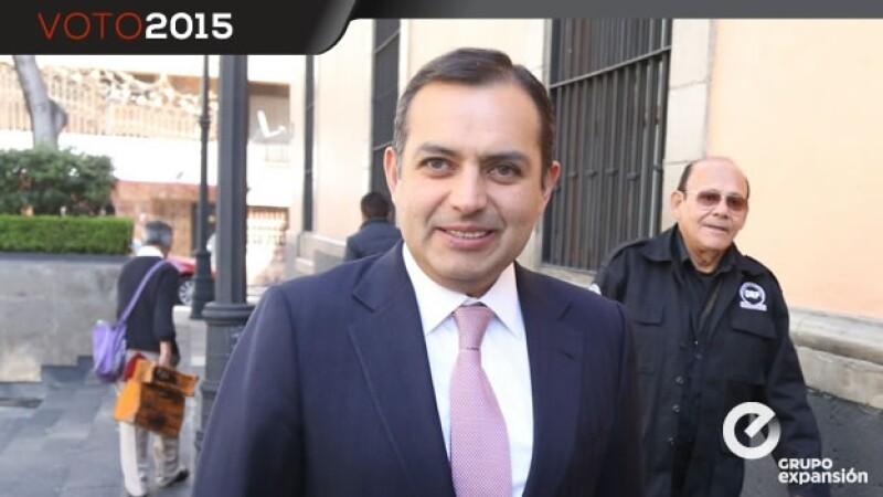 Ernesto Cordero PAN