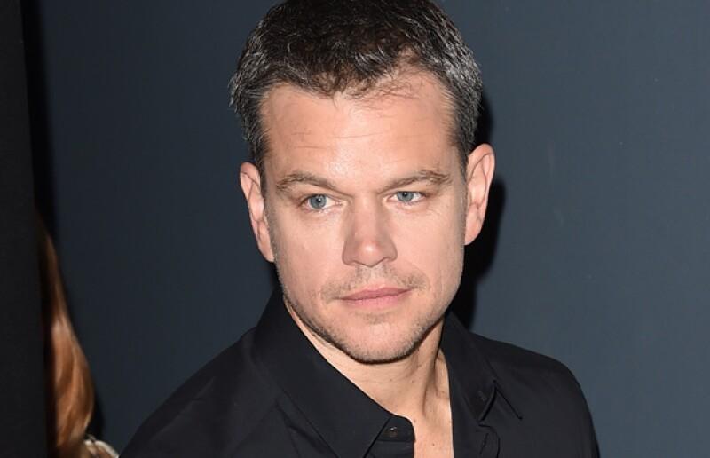 Matt Damon es Libra.