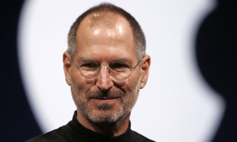 Steve Jobs decidió retirarse de la dirección general de Apple el 24 de agosto. (Foto: AP)
