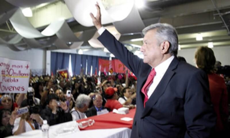 Javier Lozano retó a Andrés Manuel Lopez Obrador a explicar de qué ha vivido en los últimos cinco años. (Foto: De lopezobrador.org)