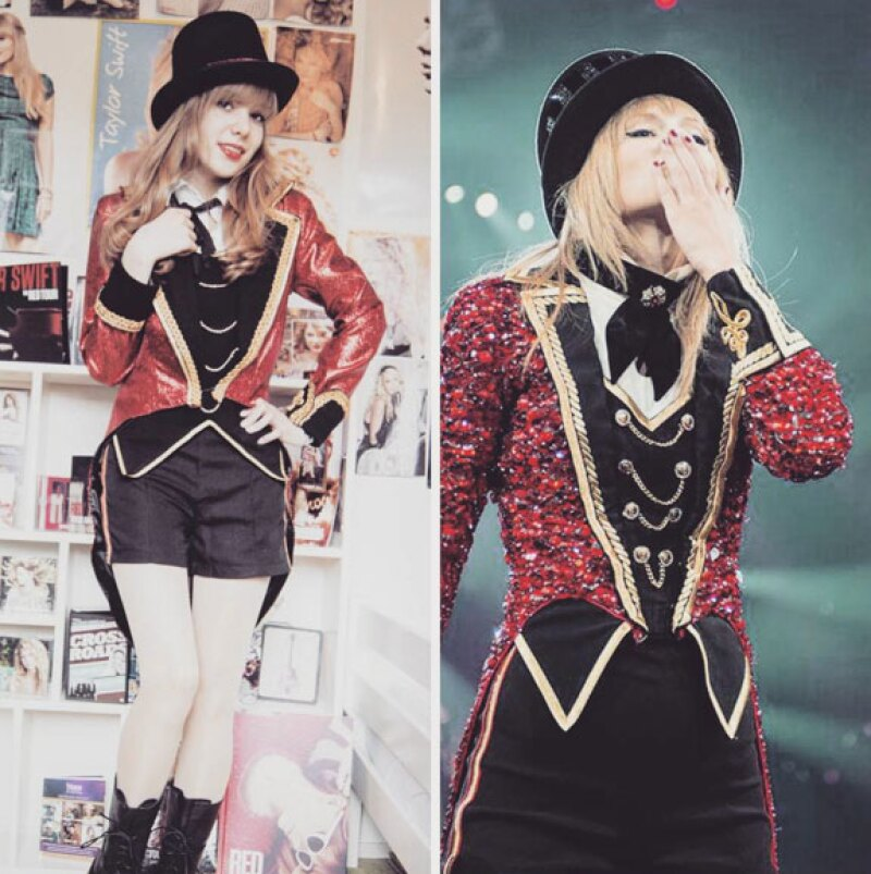 Este fue el outfit que comenzó todo.