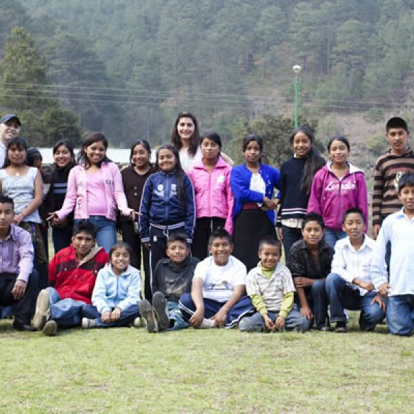 21 niños de Atlahuilco, Veracruz participaron en el proyecto conjunto de Grupo Expansión y Visión Mundial