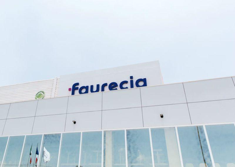 Faurecia Puebla