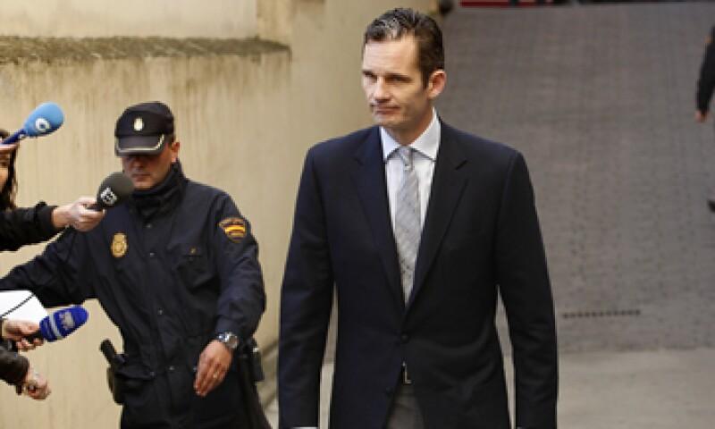 Iñaki Urdangarín volverá a testificar ante el juez de Palma el próximo 23 de febrero. (Foto: AP)