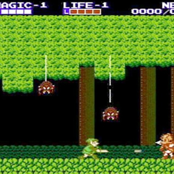 Zelda videojuego nintendo