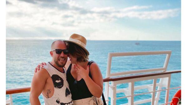 Estefanía Villarreal y Gigi Shwartz