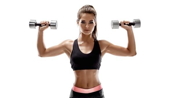Ejercicio - mujer en ejercicio - propósito ejercicio