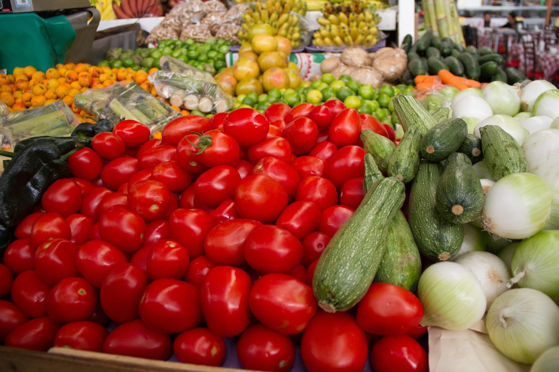 Inflación precios jitomate INEGI INPC