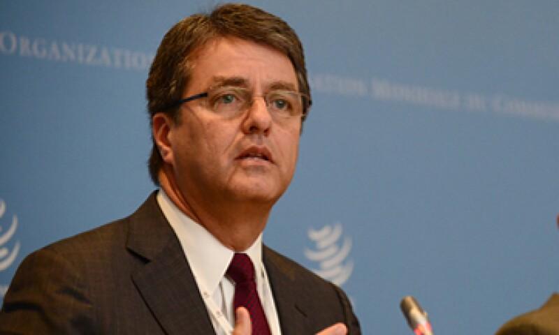 El diplomático brasileño Roberto Azevêdo será el primer latinoamericano en ocupar el cargo. (Foto tomada de wto.org)
