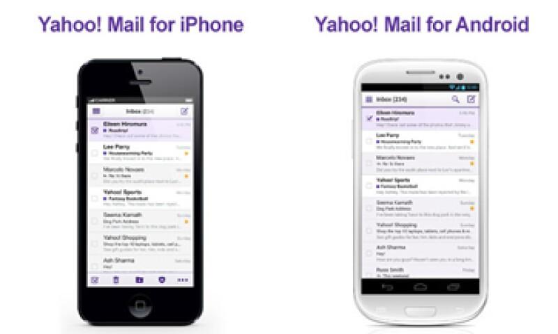 Yahoo Inc está inyectando más talento de ingeniería y dinero al desarrollo de aplicaciones. (Foto: AP)