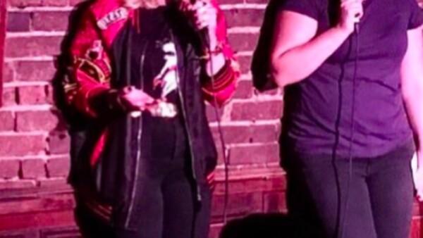 Madonna y Amy Schumer