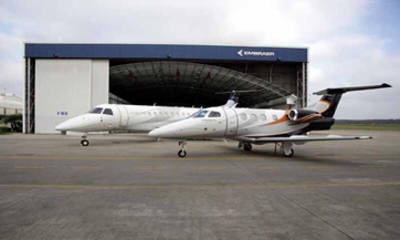 Después de Estados Unidos, México es el segundo mercado más grande en aviación ejecutiva del mundo con una flota en operación de 700 aeronaves.  (Foto: Cortesía de Embraer)