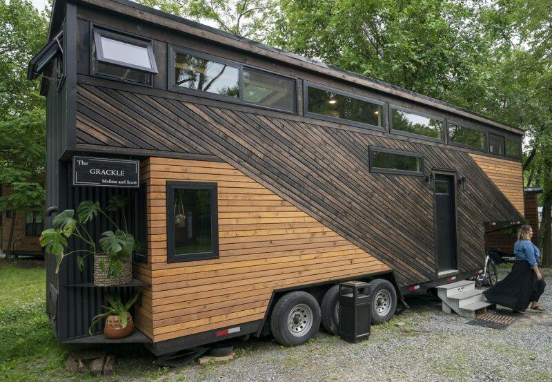 Mini viviendas - Estados Unidos - vivienda