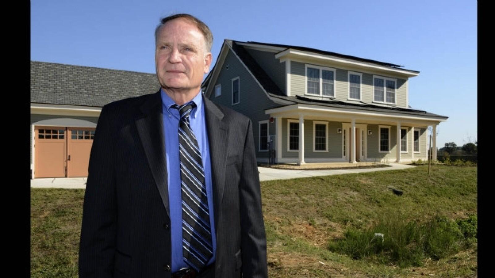 casa, ecológica, sustentable