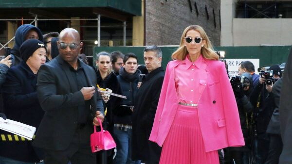 Celine Dion out and about, New York, USA - 07 Mar 2020