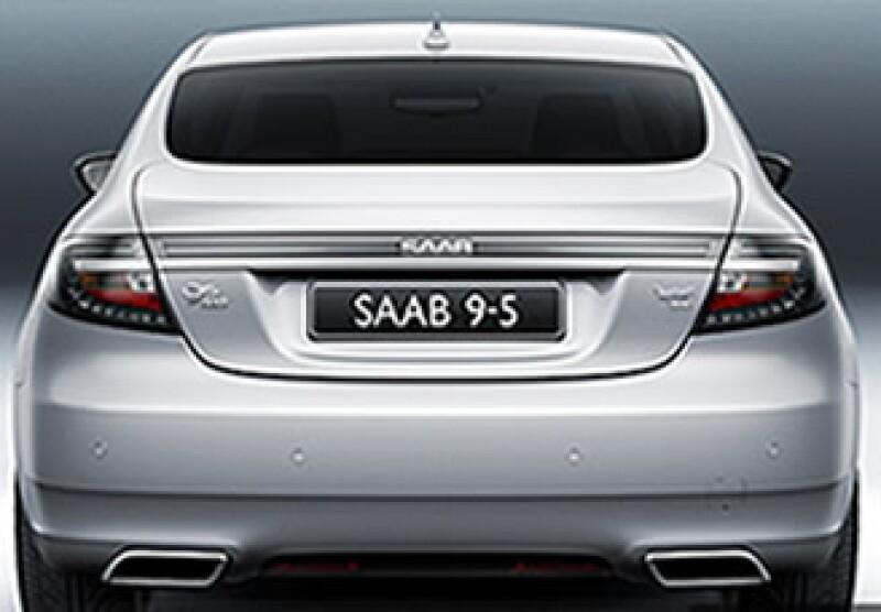 Saab presentó esta semana el nuevo Saab 9-5 Aero, su gran apuesta para regresarle el brillo a su marca. (Foto: Especial)