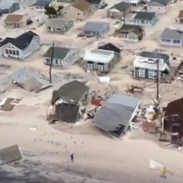 Nueva Jersey Sandy