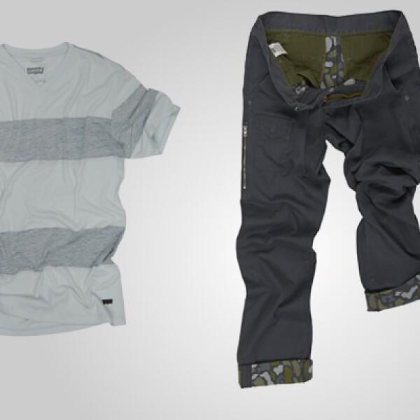 La firma presenta para esta temporada una colección en la que regresa al origen de la inspiración, con jeans en los que resalta el color, las texturas, lavados, desgastes y estampados.