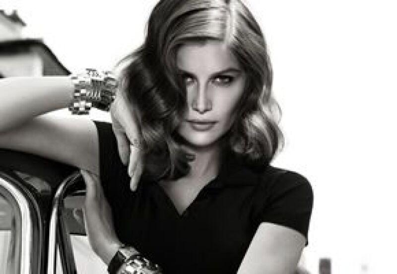 La modelo francesa fue elegida por Ralph Lauren para ser el rostro de su nueva fragancia.
