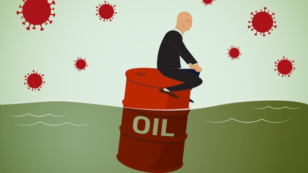 Coronavirus y petróleo - coronavirus - petróleo - petroprecios