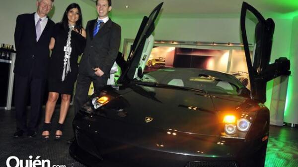 Apertura de Lamborghini