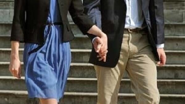 La historia de cómo se enamoraron los duques de Cambridge se está rodando en Bucarest, bajo la dirección de Linda Yellen.