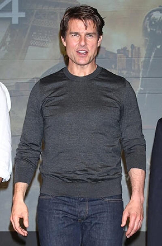 """De acuerdo con Us Magazine, el actor está interesado en una joven de 22 años, a quien conoció en el set de grabación de la cinta """"Misión Impossible 5""""."""