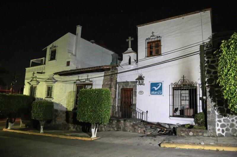 Ataque al Panal-Morelos
