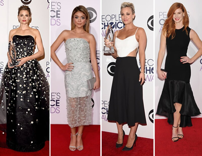 ¡Arranca la temporada de premios! Y con ella nuestra obsesión por los vestidos de las celebs. Descubre nuestros looks favoritos y los que odiamos de la alfombra roja de anoche.