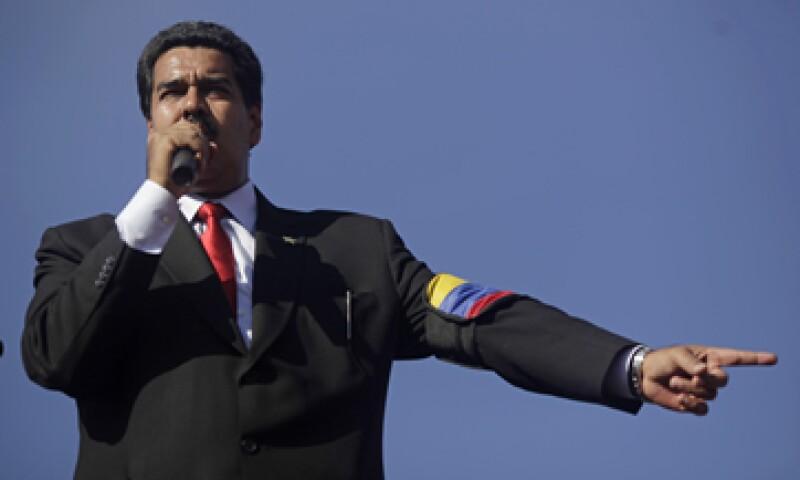 La designación de Maduro fue respaldada el viernes por el Tribunal Supremo de Justicia. (Foto: AP)