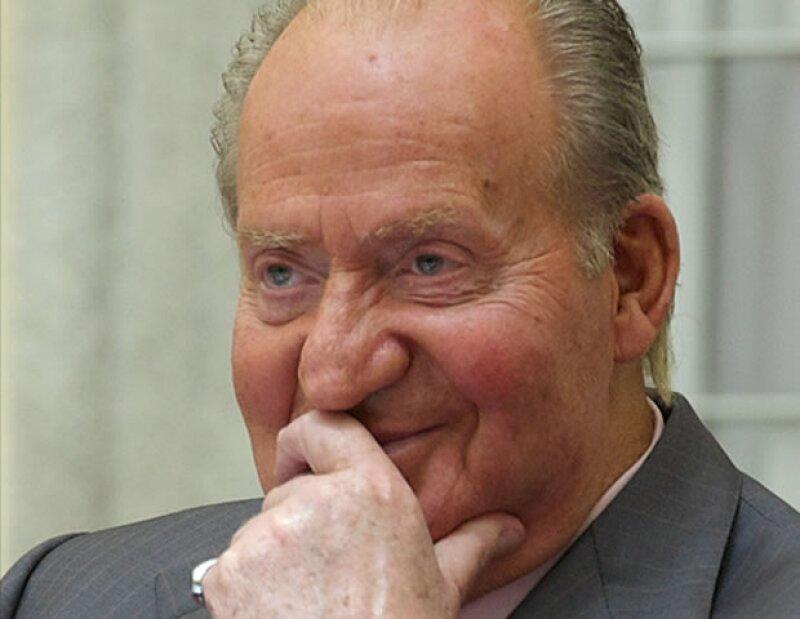 Albert Solá Jiménez e Ingrid Jeanne Satiau aseguraron ser hijos del rey Juan Carlos.