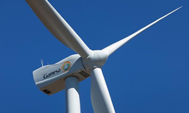 Gamesa se ha situado como el principal fabricante de aerogeneradores en México. (Foto: tomada de www.gamesacorp.com)