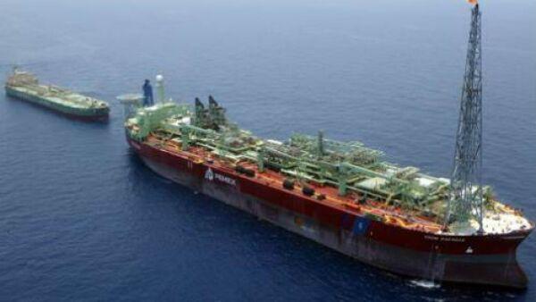 buque tanque Pemex Se�or del Mar