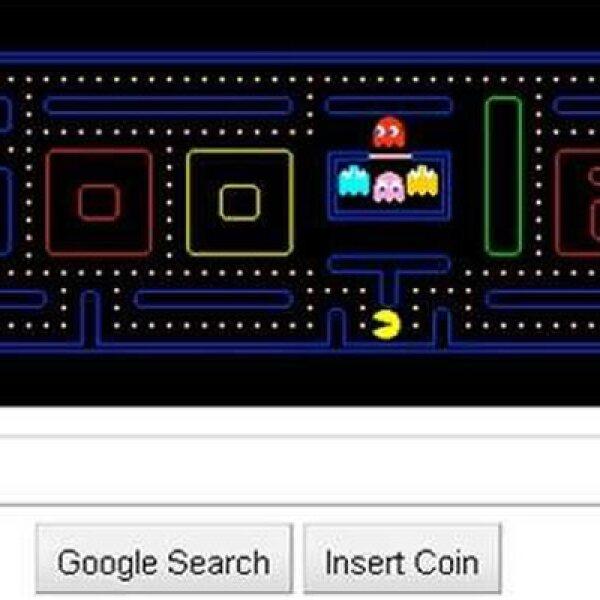 El 21 de mayo de 2010 Google celebró los 30 años de existencia del juego, uno de los más usados en la historia y creado por Tōru Iwatani.