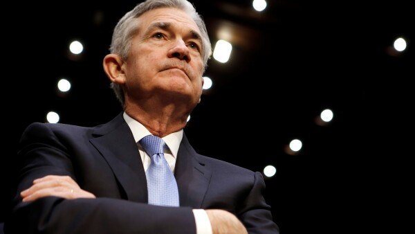 Jerome Powell testifies on his nomination to become chairman of the U.S. Federal Reserve in Washington