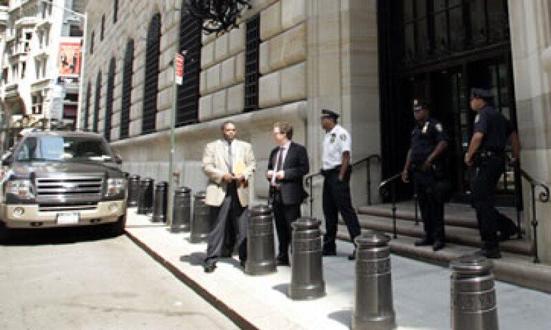 La policía no reveló el monto del dinero robado. (Foto: AP)