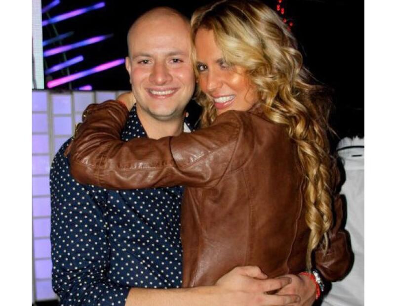 La pareja está en su mejor momento, viven su amor intensamente.