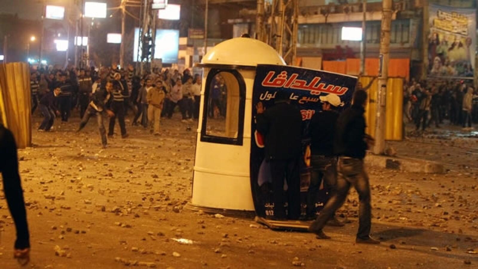 partidiario egipcios