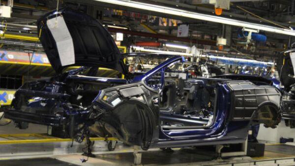 fábrica de General Motors