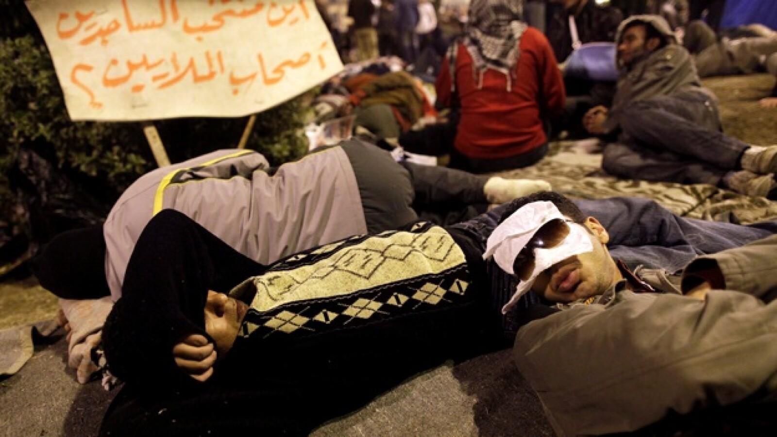 marcha del millón Egipto07