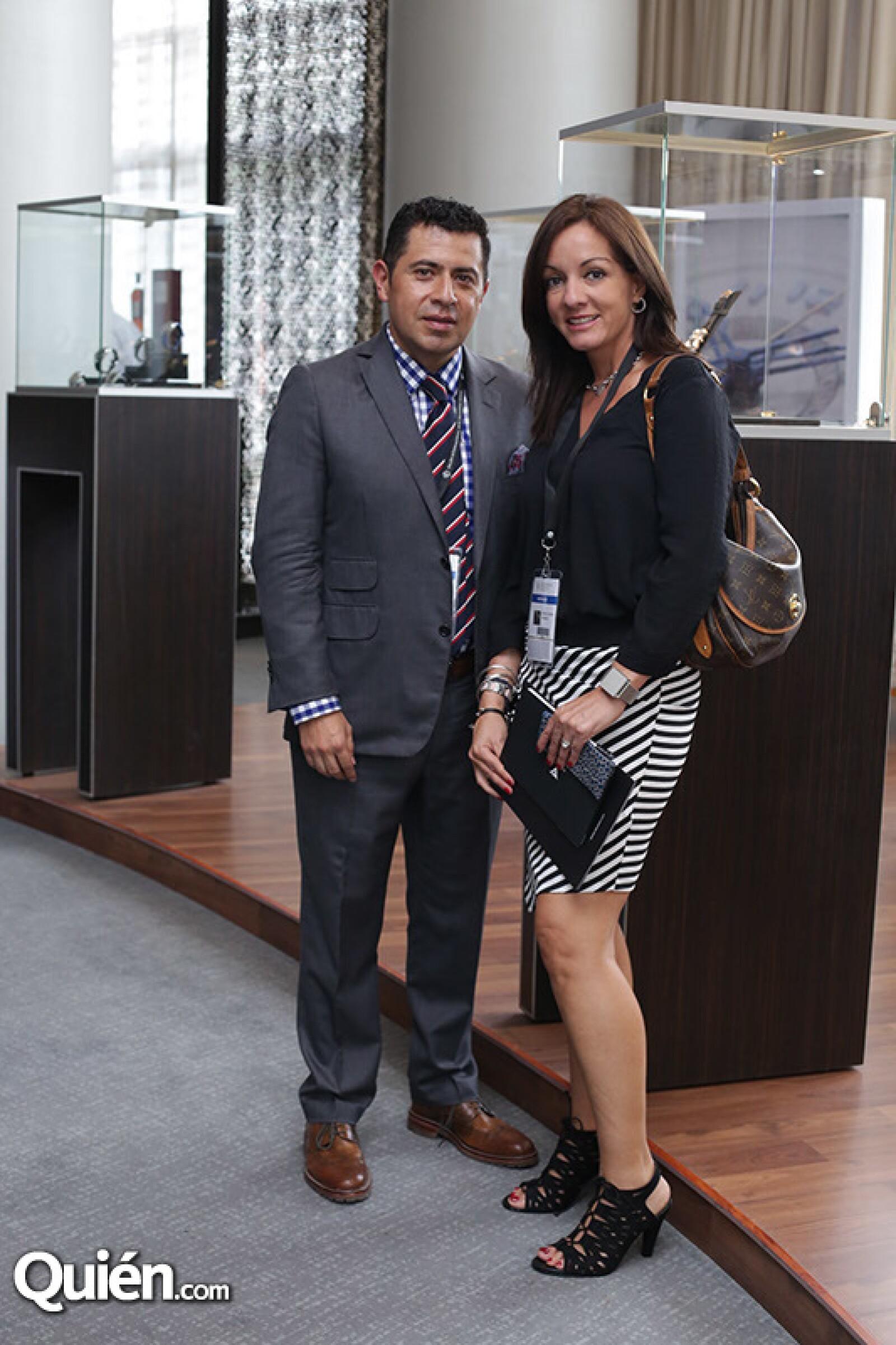 Luis y Gabriela Hernández