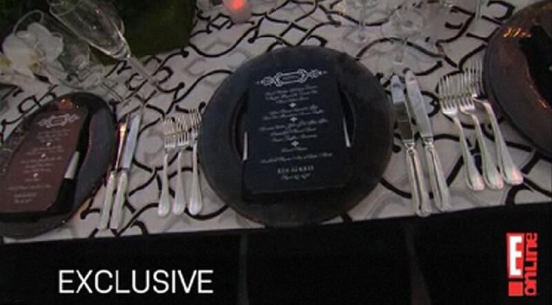 Los más de 400 invitados disfrutaron de las creaciones del chef Wolfgang Puck.