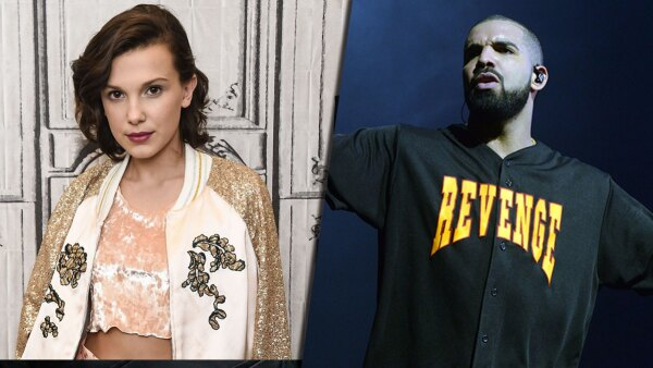 Millie Bobby Brown y Drake