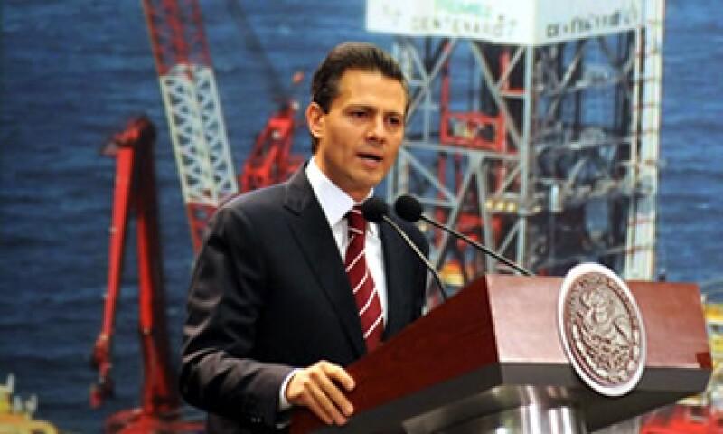 El presidente de México dijo que su propuesta de reforma energética será enviada este mismo lunes al Senado. (Foto: Notimex)