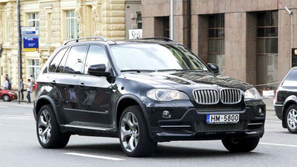 BMW X5 H�brido