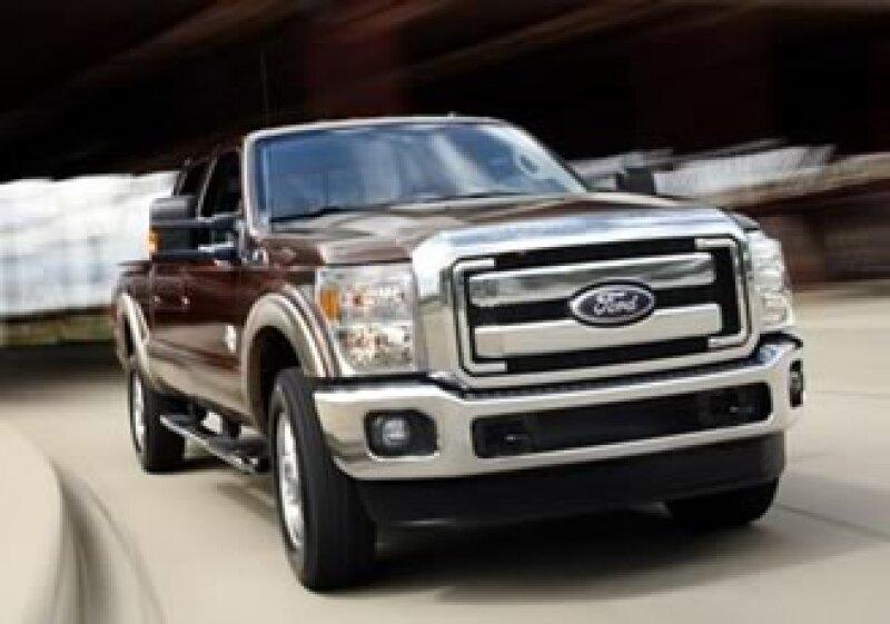 La automotriz estadounidense espera ser rentable en 2010. (Foto: Archivo)