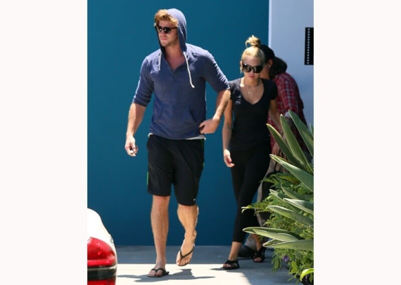 A pesar de que el actor se fue repentinamente a Australia sin ella, una fuente aseguró que estuvieron juntos a su regreso a Los Ángeles, el miércoles pasado.