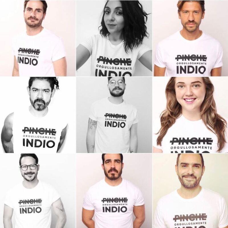 'Orgullosamente Indio'